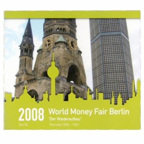 Cartera Holandesa Word Money Fair Berlín 2008