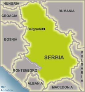 Serbia candidato a ingresar en la UE