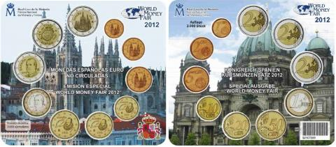 EUROSET ESPAÑA 2012 WORLD MONEY FAIR