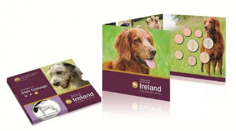 Cartera oficial Irlanda BU 2012