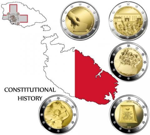 Serie Constitucional Malta 2011-2015