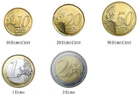 Nuevos diseños Euro en 2007