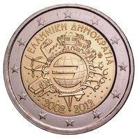 2 Euro Grecia 2012