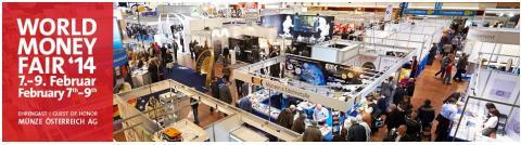 World Money Fair Berlín 2014