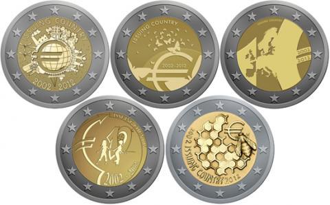 Último día de la votación del diseño 2 Euro 2012
