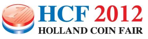 Logotipo Holland Coin Fair