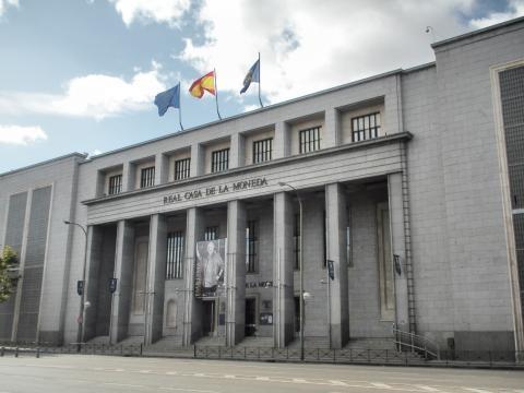 Museo Casa de la Moneda de Madrid