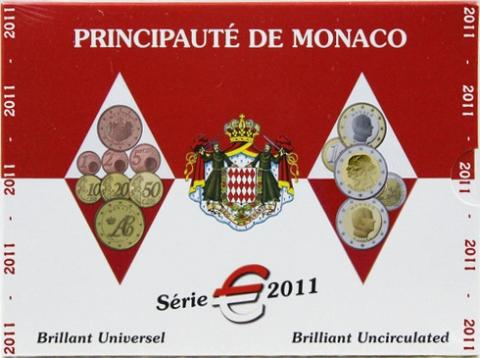 Cartera Monaco BU 2011