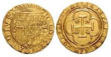 1 Escudo Juana y Carlos