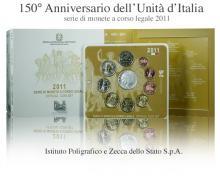 Cartera FDC Italia 2011 del 150 Aniversario de la Unificación de Italia
