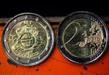 2 euros conmemorativos Bélgica 2012