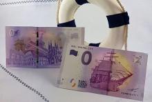 Billete Alemán 0 Euro