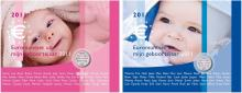 Carteras BU del Bebe Niño / Niña Holanda 2011