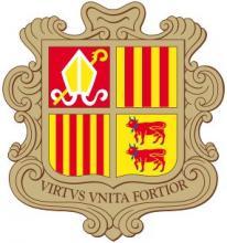 Escudo de armas de Andorra
