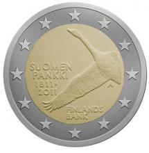 2 Euro conmemorativos Finlandia 2011