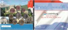 Cartera Luxemburgo BU 2011 Dag van de Munt
