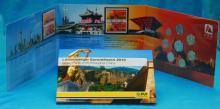 Cartera Luxemburgo BU Shanghai 2010 Oficinas postales