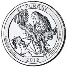 Peseta Conmemorativa de El Yunque