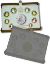 Cartera Vaticano PROOF 2011 Medalla de Plata