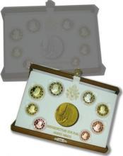 Cartera Vaticano PROOF 2011 Medalla de Oro