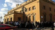Venta en el Banco Central de Malta