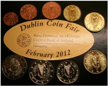 Irish Coin Fair 2012