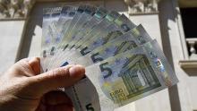 Billetes Euro de curso legal