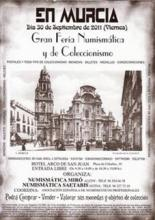 Convención Numismática MIRÓ-SAETABIS 2011