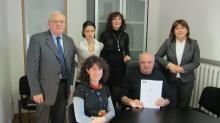Finalistas del Concurso de cambio de Logotipo de la AASFN