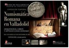 Exposición Numismática Romana en Valladolid